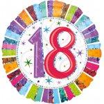 Buchstaben- und Zahlenballons