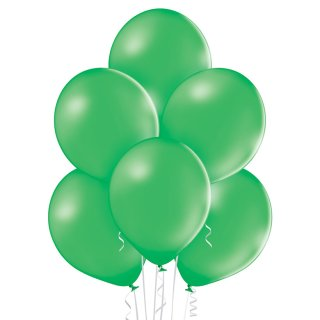 100 Luftballons Grün Pastell 35cm