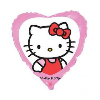 Luftballon Hello Kitty Folie ø45cm