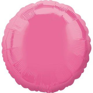 Luftballon PINK Folie ø45cm