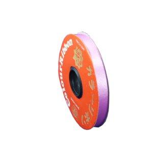 25 m Geschenkband ROSA 14 mm