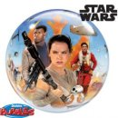 Folienballon Star Wars ø55 cm BUBBLE ungefüllt