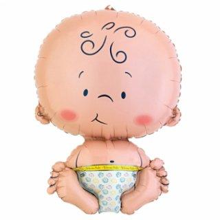 Luftballon Baby Folie 61cm