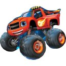Luftballon Monstertruck Blaze Air-Walker Folie 93cm