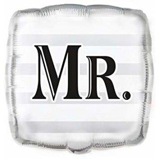 Luftballon Mr Folie ø45cm