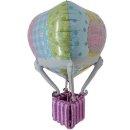 Luftballon Heißluftballon Girl Folie 91cm