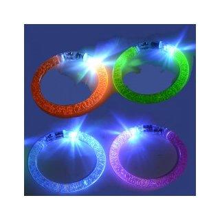 Ballongewicht LED Armreif blinkt mit verschiedenen Farben 19 g