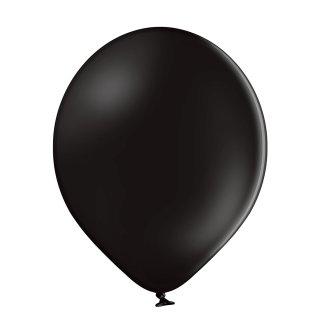 100 Luftballons Schwarz Standard ø12,5cm