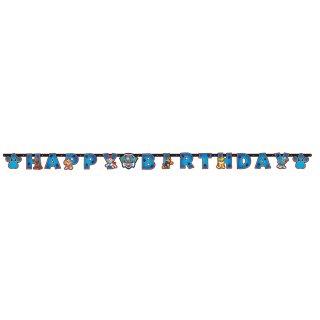Girlande Paw Patrol Papier 179,8 x 13,7 cm