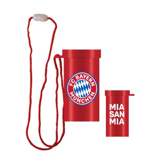 Fantröte FC Bayern München 7,5 x 4,5 cm