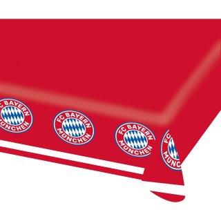 Tischdecke FC Bayern München Papier 120 x180 cm