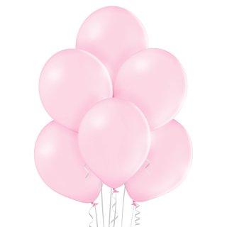 8 Luftballons Rosa Standard ø30cm