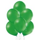 100 Luftballons Grün-Dunkelgrün Standard...