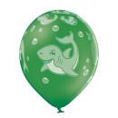 6 Luftballons Meerestiere Standard ø30cm