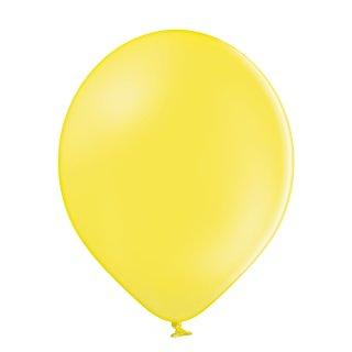 100 Luftballons Gelb Standard ø12,5cm