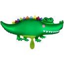 Luftballon Alligator Folie 106cm