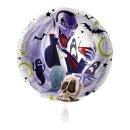 Luftballon Dracula Folie ø43cm