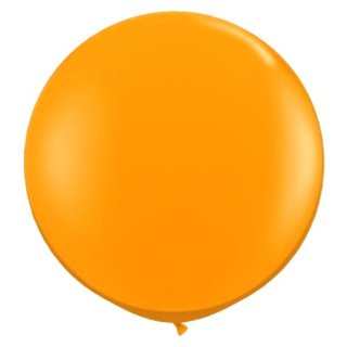 Riesenballon Orange Standard ø80cm