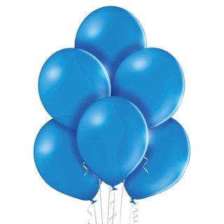 100 Luftballons Blau Pastell ø30cm