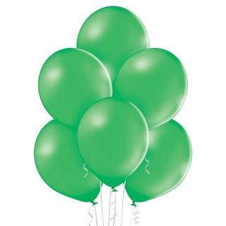 100 Luftballons Grün Pastell ø30cm