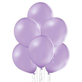 100 Luftballons Violett-Lavendel Pastell ø30cm