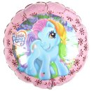 Luftballon My little Pony Rund Folie ø45cm
