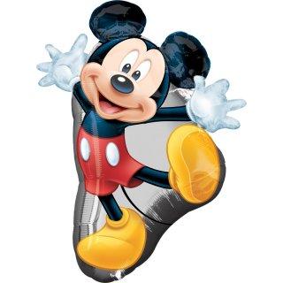 Luftballon Mickey Maus Folie 78cm