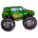 Folienballon MONSTERTRUCK Twister grün 96 cm (unverpackt)...
