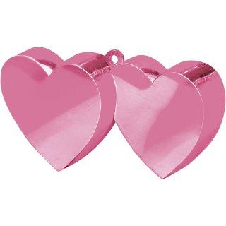 Ballongewicht Herzen ROSA 170 g