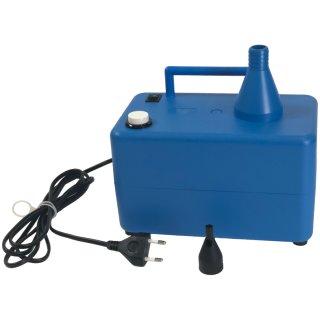 Luftballonpumpe Automat elektrisch 500 W Zibi Z32 Made in Switzerland